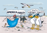 Grusskarten_America-first_Marka-Design