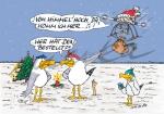 Weihnachtsdrohne