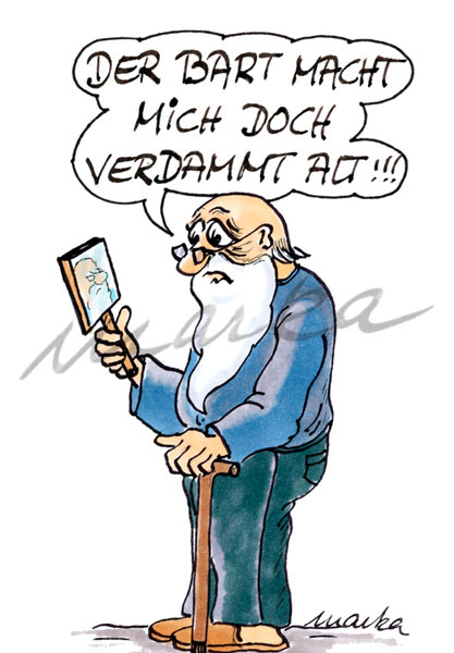Cartoon_verdammt-alt_Marka-Design