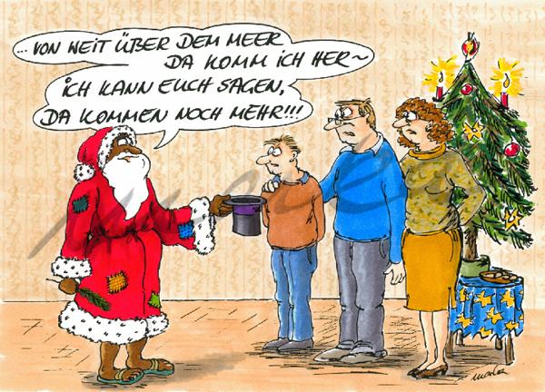 da-kommen-noch-mehr_marka-design_weihnachtshasser-cartoons