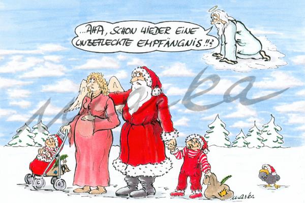 unbefleckte-empfaengnis_marka-design_weihnachtshasser-cartoons