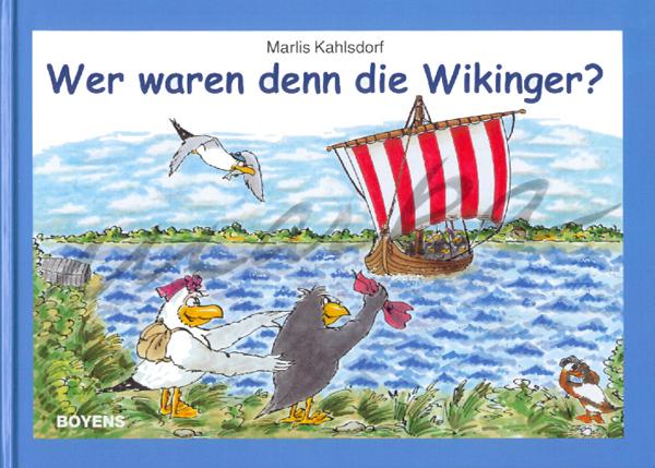 Winkinger - Buchillustration von Marka-Design